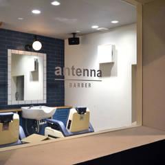 antenna: TRANSFORM  株式会社シーエーティが手掛けたオフィススペース&店です。