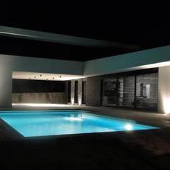 casa JL Casas minimalistas por arquitetura.501 Minimalista
