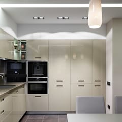 Cocinas de estilo colonial de ART Studio Design & Construction Colonial