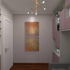 Home Office da Empresária : Escritórios  por Arqui.B Studio - Arquitetura e Interiores