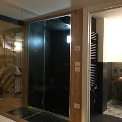 SPA privata: Spa in stile  di Studio di Architettura Emanuele Soldi