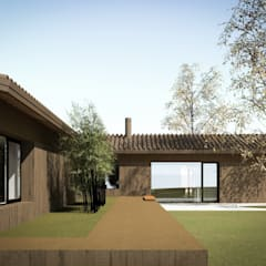 Conservatory by MIDE architetti