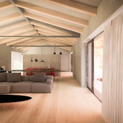 Garden by MIDE architetti, Country
