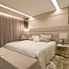 Bedroom by Home projetos, Modern