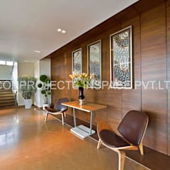 Entrance:  Commercial Spaces by ICON PROJECTS INSPACE PVT.LTD