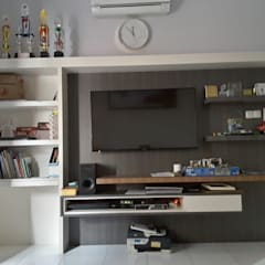 ห้องสันทนาการ by Vaastu Arsitektur Studio