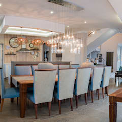 Dining Room.  : modern Dining room by Carne Interiors