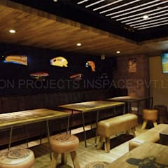 Lounge Seating:  Hotels by ICON PROJECTS INSPACE PVT.LTD