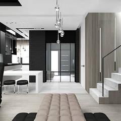 projekt wnętrz domu: styl , w kategorii Korytarz, przedpokój zaprojektowany przez ARTDESIGN architektura wnętrz