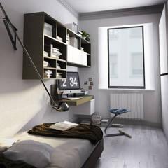 ห้องนอนเด็ก โดย Studio Gentile,