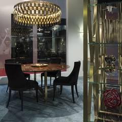 Salone del Mobile 2017: Allestimenti fieristici in stile  di Marioni srl