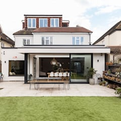 Parke Rd Barnes:  Houses by VCDesign Architectural Services