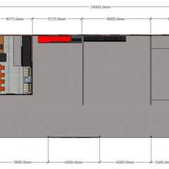 คาร์แคร์ Style Loft:  อาคารสำนักงาน ร้านค้า by คิดดีเดคคอร์ แอนด์ ดีไซน์ จำกัด