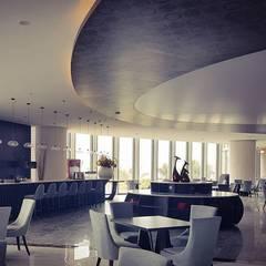 Khu chờ :  Khách sạn by TRẦN XUYÊN SÁNG VẠN HOA