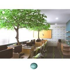 Angkasa Pura II:  Dinding by IDEO DESIGNWORK