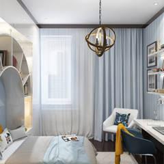 modern Nursery/kid's room by Арт Реал Дизайн