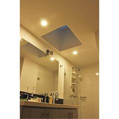 Baño: Baños de estilo  por Ensamble de Arquitectura Integral