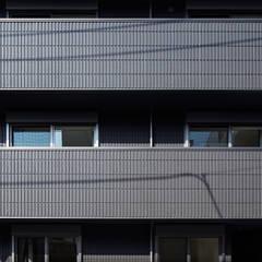 ベランダの家: すずきが手掛けた一戸建て住宅です。