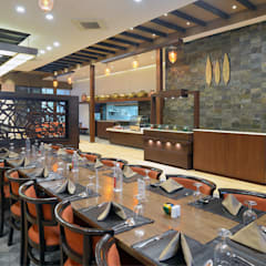 Restaurant Area:  Hotels by Matai Associates