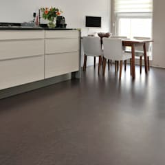 Ode Passie vloerlijn:  Keuken door Ode aan de Vloer, Klassiek Kunststof