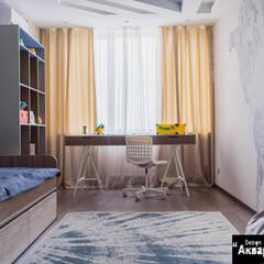 Baby room by Дизайн студия 'Акварель'