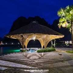Bar hồ bơi Serena ( Serena Pool Bar):  Quán bar & club by BAMBU