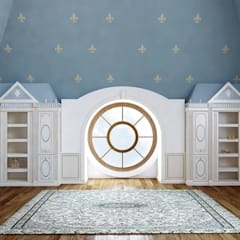 Baby room by OBIC Design,