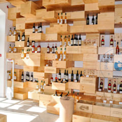 Wine cellar by OBIC Design
