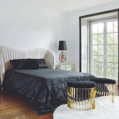 Schlafzimmer: ausgefallene Schlafzimmer von BRABBU Design Forces