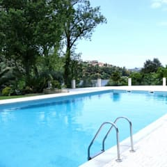 Pool:  Gartenpool von BRABBU Design Forces