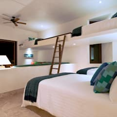 Teen bedroom by foto de arquitectura