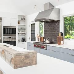 Kitchen by BILLINKOFF ARCHITECTURE PLLC, Modern