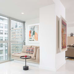 East 69th Street Apartment, NYC:  Conservatory by BILLINKOFF ARCHITECTURE PLLC
