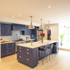 Built-in kitchens by Tim Wood Limited