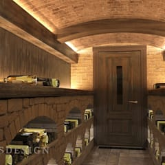 Wine cellar by ISDesign group s.r.o.