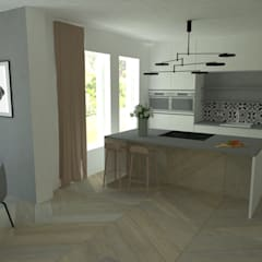 :  Built-in kitchens by Koho