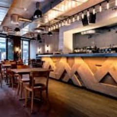 BAR.: Cocinas equipadas de estilo  por Lujo's