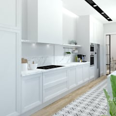 Kitchen by Alberto Navarro Arquitectura Interior