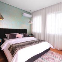 Elena:  Bedroom by Marilen Styles