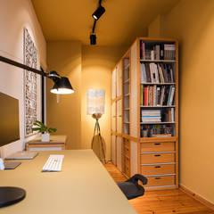 Home Office Berlin: Arbeitszimmer Von THE INNER HOUSE