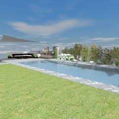 Garden Pool by Lifestyle & More by Lyke Gschwend - Atelier für Garten & Landschaftsdesign