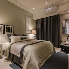 Bedroom by 存果空間設計有限公司