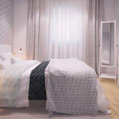 Dormitorio: Recámaras de estilo  por 3Deko