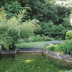Gartenbilder...:  Gartenpool von 2kn architekt + landschaftsarchitekt Thorsten Kasel + Sven Marcus Neu PartSchG