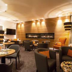 Hotel Astenkrone Lobby:  Hotels von bp Innenarchitektur Petra Blome