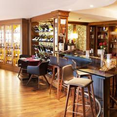 Weinbar Astenkrone:  Gastronomie von bp Innenarchitektur Petra Blome
