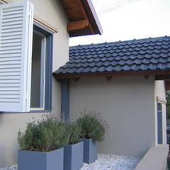 Maisons de style  par Dario Basaldella Arquitectura, Moderne