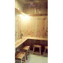 Cafeeiro 12:  Ruang Komersial by Studio AKU