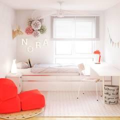 habitación: Recámaras para niñas de estilo  por 3Deko