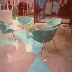 Study/office by GORA Arquitectura 3D, Modern